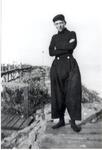 WAT006003553 Cornelis Zwarthoed (Kees van de Jent). Cornelis Zwarthoed, geboren op 28-02-1915 te Volendam, overleden op ...