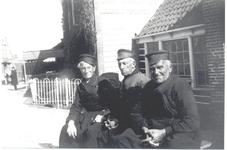 WAT006003718 Vlnr: Frerik Schokker (Grote Frerik), vissersknecht, geboren op 06-11-1855 te Volendam, overleden op ...