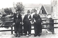 WAT006003721 Vlnr.: Bruin Zwarthoed Heilige BruintjeCornelis Bont (de Pul), vissersknecht, geboren op 19-09-1857 te ...