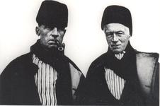 WAT006003732 Frerik Schokker (Grote Frerik), vissersknecht, geboren op 06-11-1855 te Volendam, overleden op 11-04-1937 ...