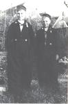 WAT006003740 Dirk Bond (Dirk van de Lekkere), vissersknecht, geboren op 16-01-1925 te Volendam, zoon van Cornelis Bond ...
