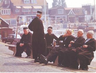 WAT006003873 Vlnr.:1 Thames Koning (Toet). 3 Klaas Smit (Paatje de Kip). 4Jan de Boer (Hanekaan). 5 Evert Smit ...