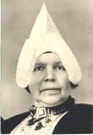 WAT006004082 Maartje Schokker (Maartje van Janneman), geboren op 25-10-1898 te Volendam, overleden op 05-03-1954 te ...