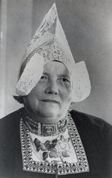 WAT006004123 Marie Waayer, geboren 12-07-1898, overleden 05-07-1975, dochter van Klaas Pietersz Waayer en Stijntje Tol ...