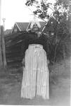 WAT006004150 Aaltje Koning (Aal van Kaak), geboren op 22-10-1883 te Volendam, overleden op 10-09-1968 te Volendam op ...