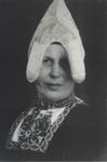 WAT006004163 Elisabeth Schilder (Lijp van Hein Fik), geboren op 02-06-1889 te Volendam, overleden op 20-07-1957 te ...