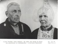 WAT006004467 Simon Veerman (Dekker), eendenhouder, havenmeester, geboren op 14-09-1877 te Volendam, overleden op ...