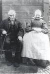 WAT006004626 Bruining Kok (de Ouwe Makker), visserknecht, koopman, geboren op 27-02-1820 te Volendam, overleden op ...