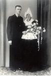 WAT006004651 Evert Steur (van Klaas van Sjoerd), geboren op 06-11-1912,Volendam, overleden op 28-05-1976 te Purmerend ...