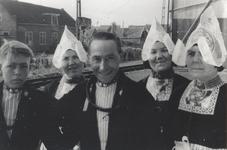 WAT006004884 Harmen Silven, visser, geboren op 23-12-1897 te Volendam, overleden op 02-11-1972 te Volendam op 74 jarige ...