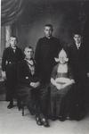 WAT006004891 Jacob Veerman (Jaap van Dat), vissersknecht, geboren op 16-01-1875 te Volendam, overleden op 21-02-1960 te ...