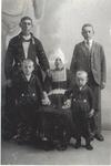 WAT006004892 Jacob Veerman (Jaap van Dat), vissersknecht, geboren op 16-01-1875 te Volendam, overleden op 21-02-1960 te ...