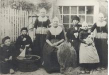 WAT006004944 Jan Zwarthoed (de Prop), visser, venter, geboren op 28-03-1845 te Volendam, overleden op 20-05-1894 te ...