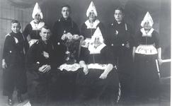 WAT006004958 Petrus Schilder (Piet Fik), visventer, geboren op 04-07-1891 te Volendam, overleden op 16-08-1965 te ...