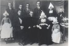 WAT006004976 Jacob Buijs, zeeman, visser, geboren 27-04-1882, overleden 06-12-1965, zoon van Jan Buijs (de Foeter) en ...