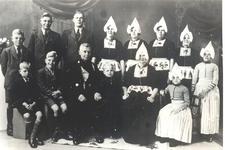 WAT006004996 Cornelis Koning (Stuut), visventer, geboren op 21-09-1895 te Volendam, overleden op 30-01-1972 te Volendam ...