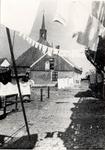 WAT006000558 De Nederl.Hervormde Kerk onderaan het ZuideindeAan de zuidkant van het Nederlands Hervormd kerkje aan het ...