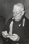 WAT006003516 Kees Bond 'De Ouwe Mu', geboren 05-07-1876, overleden 1957. Zoon van Pieter Bond (Kanepiet) en Neeltje ...