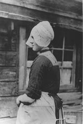 WAT006004146 Wolmoed Smit (Bokkem) geboren op 25-02-1879 te Volendam, overleden op 19-03-1953 te Volendam op 74-jarige ...