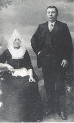 WAT006004477 Cornelis Bootsman, geboren 05-05-1883, overleden 03-01-1932, zoon van Cornelis Bootsman (Slappe Kees) en ...
