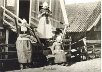 WAT006004684 De woning van 'Ouwe Keesie Steur', schoenmaker, barbier en organist. Het open raam is van de ...