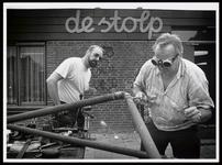 WAT003006531 Renovatiewerkzaamheden aan basisschool De Stolp in de Gors door installatiebedrijf Van Buuren Van ...