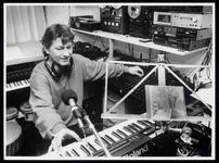 WAT003006520 Dieter Feigenbaum heeft met zijn groep Yeti in eigen beheer een CD uitgebracht onder de titel Yeti-Comes