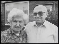 WAT003007041 J. Breuker met echtgenote