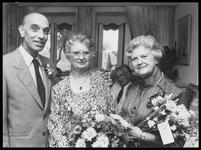 WAT003007167 Pierre Konings en Beb Konings van Beek 40 jaar getrouwd