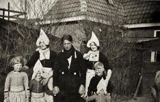 WAT120000597 Jan de Boer (Jentje van de Korn), vissersknecht, geboren op 25-04-1920 te Volendam, overleden op ...