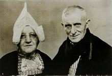 WAT120000611 (E078E)Jan Bootsman (Jan Wagen), vissersknecht, visventer, chauffeur, geboren op 11 -03-1892 te Volendam, ...