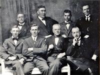 WAT120001081 Cornelis Steur (Keesie Steur), organist, barbier, schoenmaker, geboren op 09-03-1856 te Volendam, ...