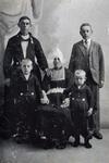 WAT120001239 NO NAME/Fotoverz. 2015 G 4 gezinnen op naam van de man naar het archief 23092012/Veerman. Jaap (v Dat) ...
