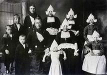 WAT120001284 NO NAME/Fotoverz. 2015 G 4 gezinnen op naam van de man naar het archief 23092012/Visscher. Pieter 03091911 ...