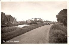 WAT120001351 OQ D0008 - Jaren 50, 20ste eeuw. Vanaf Purmerdijk zicht op Cooperatie en brug.