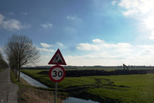 WAT120002725 Links Kwadijkerweg, rechts Baanstee Noord in aanleg.