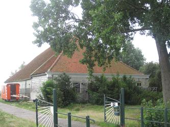 WAT120003332 Stolpboerderij ''Schouwzicht'' aan de Westerweg nummer 74.Het hete Schouwzicht omdat het bijna recht voor ...
