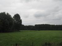 WAT120003400 Weiland achter de stolpboerderij aan de Westerweg nummer 38.