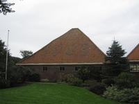 WAT120003500 Schuur behorende bij de Stolpboerderij '' Wolff en Hoeck'' aan de Oosterweg nummer M 13.