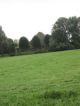 WAT120003539 Stolpboerderij aan de Westerweg M 27.Voorheen t Veldhuis . gelegen op een terp.