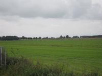 WAT120003625 Foto gemaakt vanaf de Edammerweg, links zien we de Blijweg en rechts de Purmerdijk.