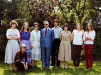 WAT120000970 NO NAME/Fotoverz. 2015 G 4 gezinnen op naam van de man naar het archief 23092012/Schilder. Hein (Mop) ...