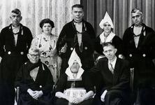 WAT120001040 Gezin. (E081E).Thames Sier (de Waffel), visventer, geboren op 20-01-1876 te Volendam, overleden op ...