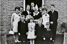 WAT120001332 NO NAME/Fotoverz. 2015 G 4 gezinnen op naam van de man naar het archief 23092012/Zwarthoed. Jan (vd Jent) ...