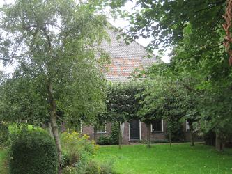 WAT120003404 Stolpboerderij ''Wijdewormer'' aan de Westerweg nummer 31.