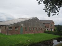 WAT120003459 Woning / boerderij met schuur aan de Westerweg nummer 1.