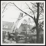WAT050001238 Brandweerauto met 30-meterladder uit Purmerend in Monnickendam