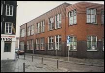 WAT051000064 Openbare lagere school (later school voor Christelijk Nationaal Onderwijs) gebouwd van 1921-1922 op de ...