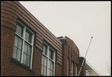 WAT051000068 Openbare lagere school (later school voor Christelijk Nationaal Onderwijs) gebouwd van 1921-1922 op de ...