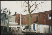WAT051000070 Openbare lagere school (later school voor Christelijk Nationaal Onderwijs) gebouwd van 1921-1922 op de ...